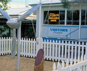 Charleville - Royal Flying Doctor Service Visitor Centre - Accommodation Sydney