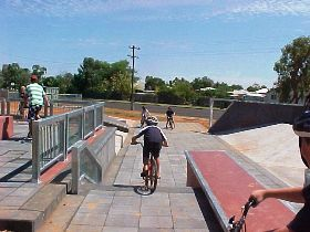 Charleville - Skate Park - Accommodation Sydney