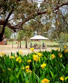 Charleville - Graham Andrews Parklands - Accommodation Sydney