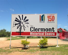 Clermont Historical Centre - Accommodation Sydney