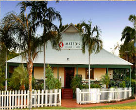 Matsos Broome Brewery and Restaurant - Accommodation Sydney
