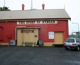 Nyngan Museum - Accommodation Sydney
