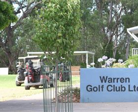 Warren Golf Club - Accommodation Sydney