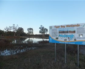 Tiger Bay Wetlands - Accommodation Sydney