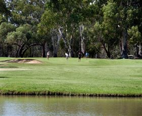 Deniliquin Golf Club - Accommodation Sydney