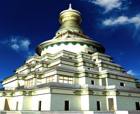 The Great Stupa of Universal Compassion - Accommodation Sydney