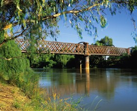Narrandera Rail Bridge - Accommodation Sydney