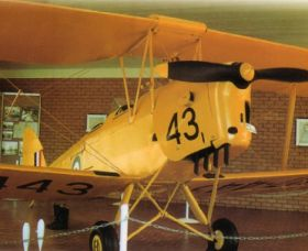 Tiger Moth Memorial - Accommodation Sydney