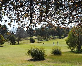 Narrandera Golf Course - Accommodation Sydney