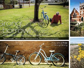Grong Grong Borrow Bikes - Accommodation Sydney