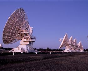CSIRO Australia Telescope Narrabri - Accommodation Sydney
