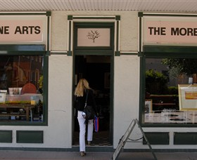 The Moree Gallery - Accommodation Sydney