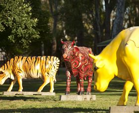 Greater Shepparton's Moooving Art - Accommodation Sydney