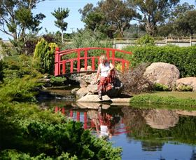 Wellington Osawano Japanese Gardens - Accommodation Sydney