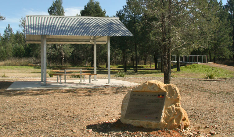 Terry Hie Hie picnic area - Accommodation Sydney