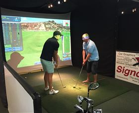 GolfTec - Accommodation Sydney