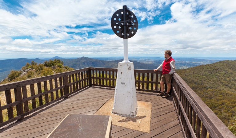 Mount Kaputar summit walk - Accommodation Sydney