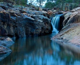 Gooram Falls - Accommodation Sydney
