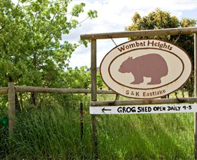 Wombat Heights Orchard and Grog Shed - Accommodation Sydney