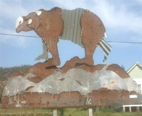 Diprotodon Drive - Tamber Springs - Accommodation Sydney