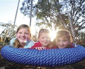 Oddies Creek Playspace - Accommodation Sydney