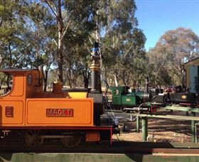 Mudgee Miniature Railway - Accommodation Sydney