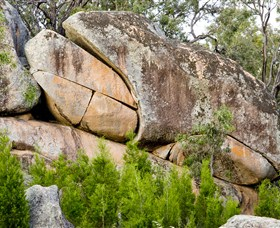 Frog Rock - Accommodation Sydney