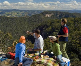 Mount Piddington Lookout - Accommodation Sydney