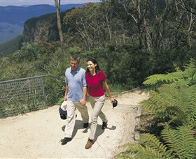 Blue Mountains Walking Tracks - Accommodation Sydney