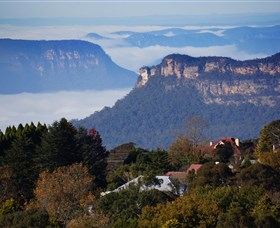 Blue Mountains National Park - Accommodation Sydney