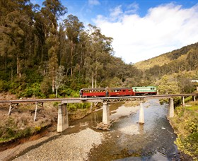 Walhalla Goldfields Railway - Accommodation Sydney