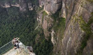 Pulpit Rock lookout - Accommodation Sydney