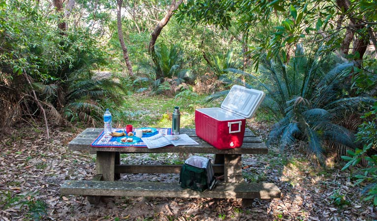 Little Llangothlin picnic area - Accommodation Sydney