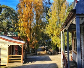Coal Creek Community Park and Museum - Accommodation Sydney