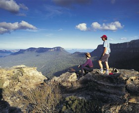 Blue Mountains National Park - National Pass - Accommodation Sydney