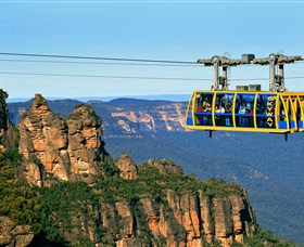 Greater Blue Mountains Drive - Blue Mountains Discovery Trail - Accommodation Sydney