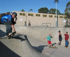 Goulburn Skate Park - Accommodation Sydney