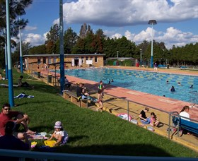Goulburn Aquatic and Leisure Centre - Accommodation Sydney