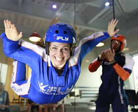 iFly Indoor Skydiving - Accommodation Sydney
