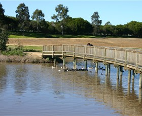 Sale Common Wetlands - Accommodation Sydney
