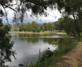 Lake Alexandra Reserve - Accommodation Sydney
