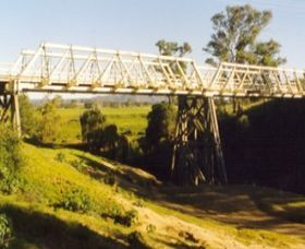 Vacy Bridge over Paterson River - Accommodation Sydney
