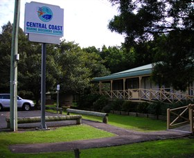 Central Coast Marine Discovery Centre - Accommodation Sydney