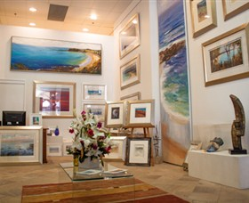 Neale Joseph Fine Art Gallery - Accommodation Sydney