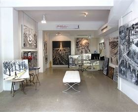 Mark Hanham Gallery - Accommodation Sydney