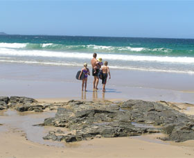 Shellharbour Beach - Accommodation Sydney