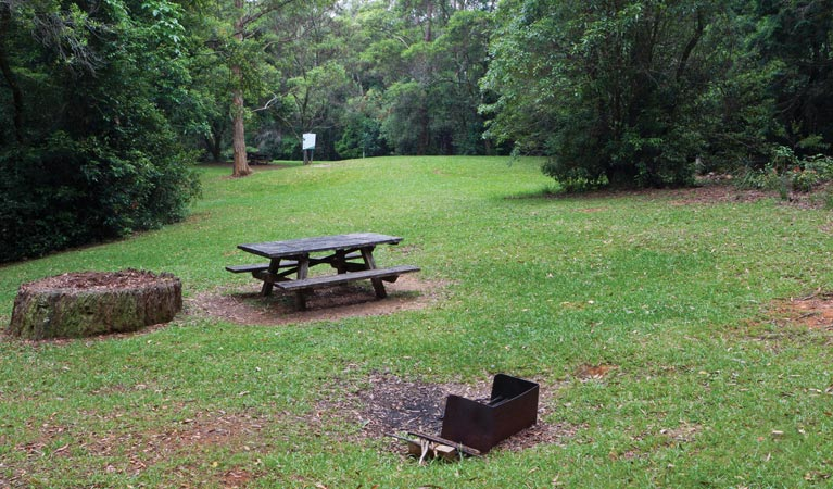 Never Never picnic area