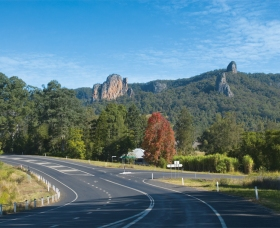 Nimbin Rocks - Accommodation Sydney