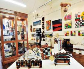 Nimbin Artists Gallery - Accommodation Sydney