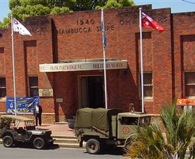 Frank Partridge VC Military Museum - Accommodation Sydney